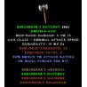 Berserker's Hatchet