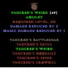 Tancred's Weird
