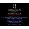 Shadow Dancer +1 Shad. Discp. 25 Dex