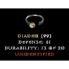 10x Unid Rare Diadem