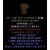 Skin of the Vipermagi - Random