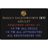 Mara's Kaleidoscope 25-29 All Resist