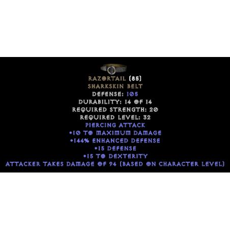 Razortail - Random