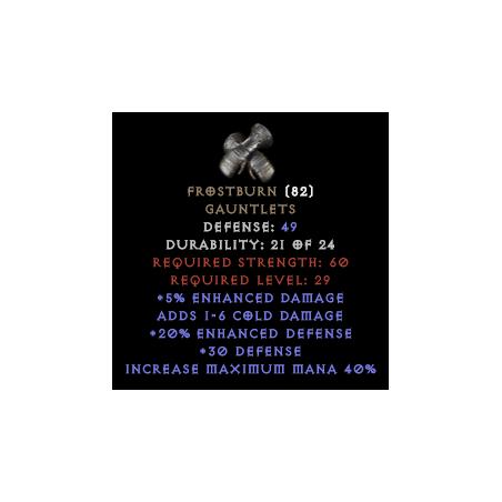 Frostburn - Random