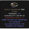 Kira's Guardian 50-59% res all