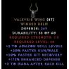 Valkyrie Wing - Random