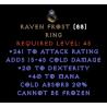 Raven Frost +15-19 Dex
