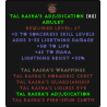 Tal Rasha's Adjudication