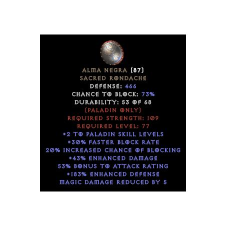 Alma Negra - Random