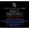 Moser's Blessed Circle - Random