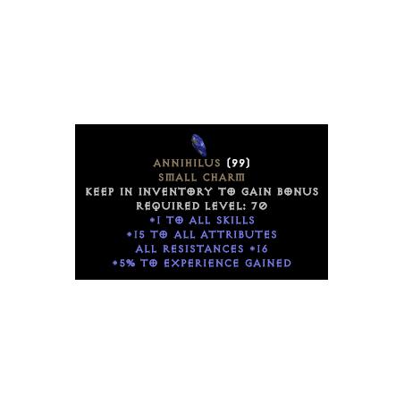 Annihilus UNID - LADDER ONLY