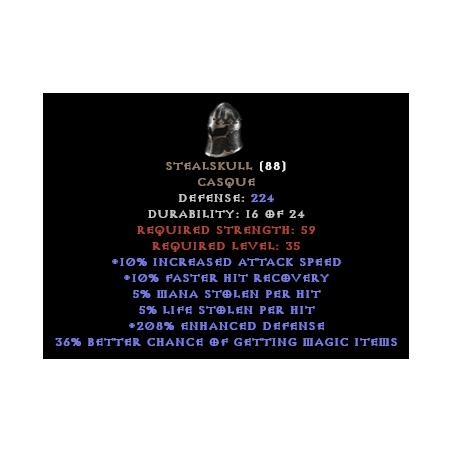 Stealskull - Random